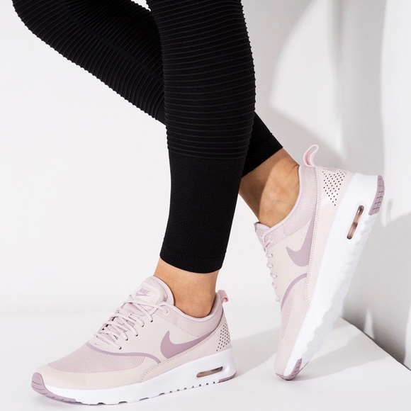 Nike Pale Rose Air Max Thea Sneakers NWT